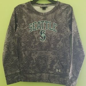 Under Armour Youth Fleece Seattle Mariners